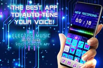 20 BEST AUTOTUNE APP FOR ANDROID AND IOS